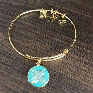 Arrow Alex and Ani bracelet